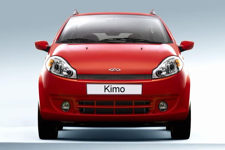 chery kimo китайские автомобили